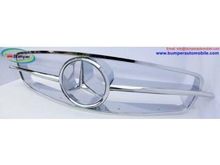 Mercedes 190 SL Roadster front grille