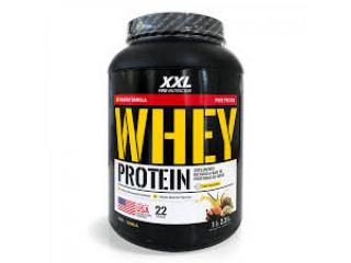 Whey protein  xxl , segunda marca de una primera marca