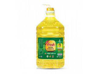 Fresh Soybean Oil 5ltr