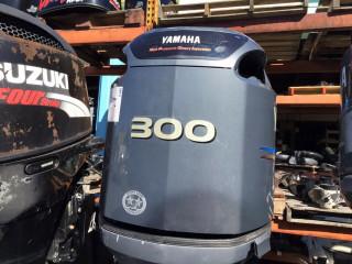 Yamaha 2005 LZ 300TXR Outboard Motor.