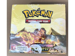 Pokemon Display / Sword & Shield - Darkness Ablaze/ TCG