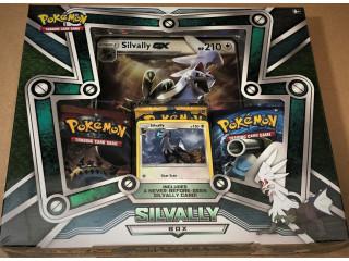Silvally Boxe - 100% Original Pokemon - OVP