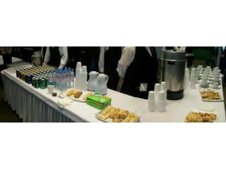 Catering y coffee break