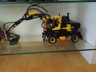 LEGO Technic 42053 - Volvo Bagger