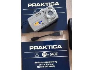 Digitalkamera für Liebhaber von Praktika
