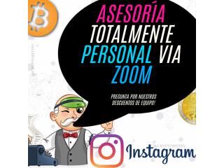 Crea tú marca personal, ten un negocio exitoso en instagram