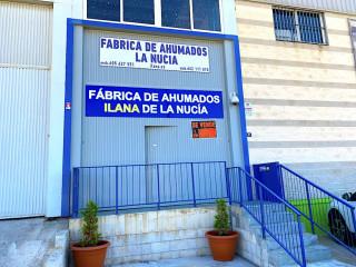 FÁBRICA DE PRODUCTOS AHUMADOS