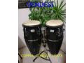 toca-players-series-4010-fiberglass-conga-drum-set-wstand-10-11-small-0