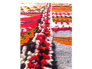 Teppich  berbère  Marokko