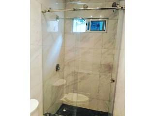 Puertas Para Baño De Vidrio Temperado PBM