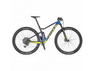 Scott Spark RC 900 Team Issue AXS Mountain Bike 2021 (CENTRACYCLES)