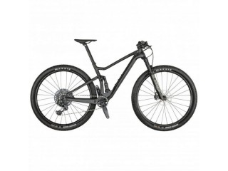 Scott Spark RC 900 Team Issue AXS Mountain Bike-Carbon 2021 (CENTRACYCLES)