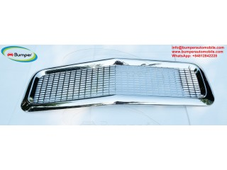 Volvo PV 544 stainless steel grill