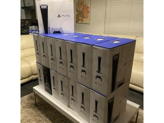 Sony PlayStation 5 Disc Edition Ready to Ship