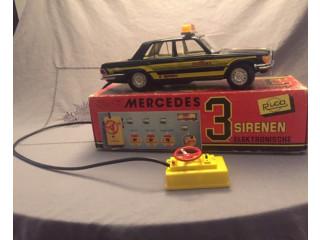 Model car Rico Mercedes