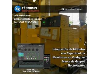 Generadores AGG POWER SOLUTIONS, desde 10 kVA hasta 1000 kVA, de gran desempeño y calidad.