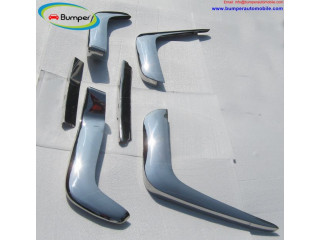 Volvo P1800 Cow Horn, Volvo P1800S Bumpers