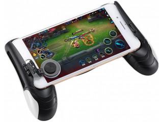 Grip PUBG Game Controller Mobile Joystick Gamepad, Ergonomic Design Handle Holder Handgrip Stand,